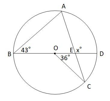 円周角の大きさ4