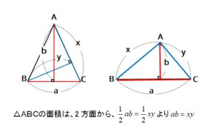 直角三角形2方面公式