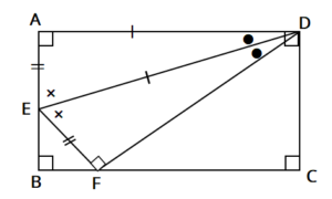折り返し図形の証明