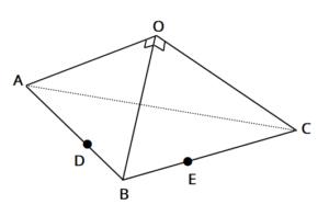 三角錐と相似