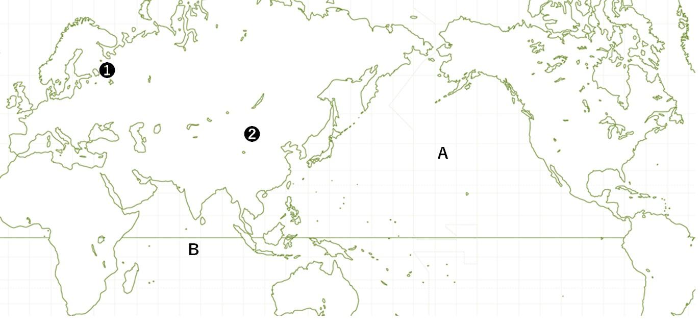 三大洋・六大陸問題